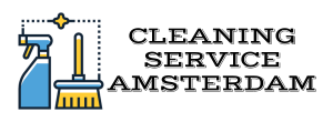 Cleaning Service Amsterdam Logo